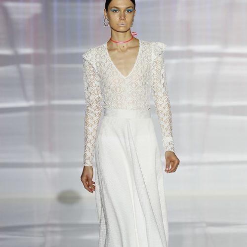 Mariette dress - front