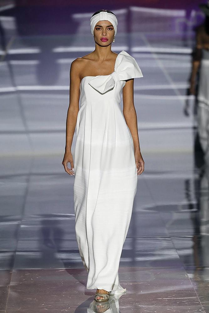Simona dress - front